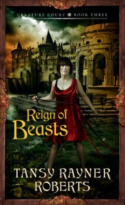 Reign of Beasts - cover