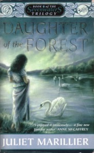 Daughter of the Forest - cover