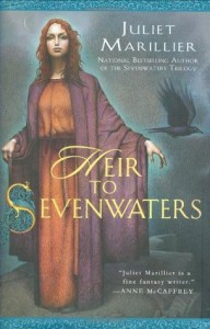 Heir to Sevenwaters - cover