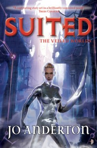 Suited - cover