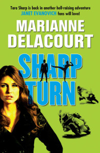 Sharp Turn - cover