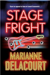 Stage Fright - cover
