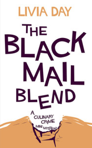 The Blackmail Blend - cover