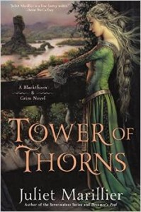 Tower of Thorns - cover