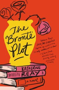 The Brontë Plot - cover