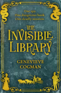 Invisible Library - cover