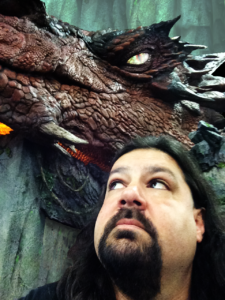 PRK Smaug interview photo